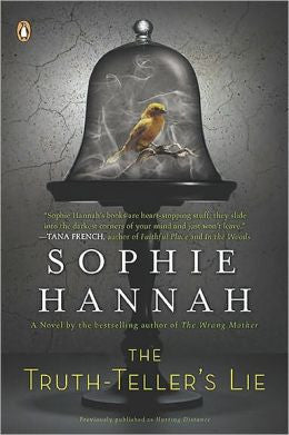 Hannah, Sophie - The Truth-Teller's Lie