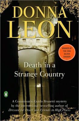 Leon, Donna - Death in a Strange Country