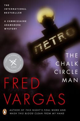Vargas, Fred - The Chalk Circle Man