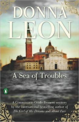 Leon, Donna - A Sea of Troubles