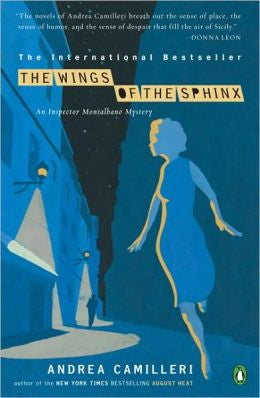 Camilleri, Andrea - The Wings of the Sphinx