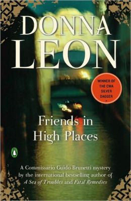 Leon, Donna - Friends in High Places