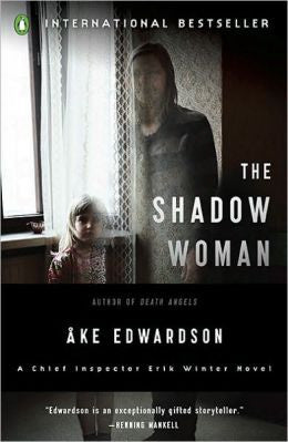 Edwardson, Åke - The Shadow Woman