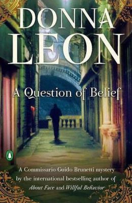 Leon, Donna - A Question of Belief