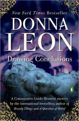 Leon, Donna - Drawing Conclusions