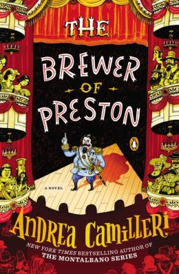 Andrea Camilleri - The Brewer of Preston