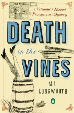 Longworth, M. L. - Death in the Vines
