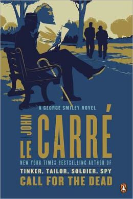 Carré, John Le - Call for the Dead