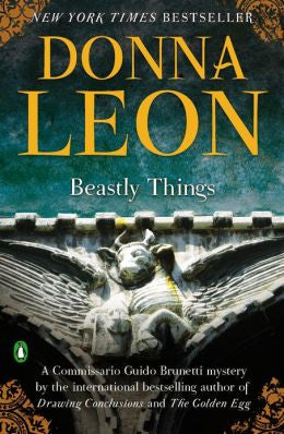 Leon, Donna - Beastly Things