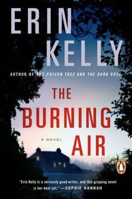 Kelly, Erin - The Burning Air