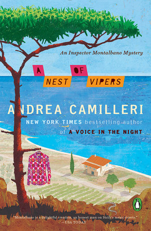Andrea Camilleri - A Nest of Vipers