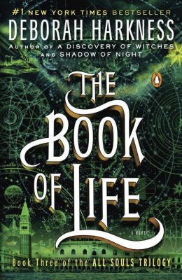 Harkness, Deborah, The Book of Life, Book 3