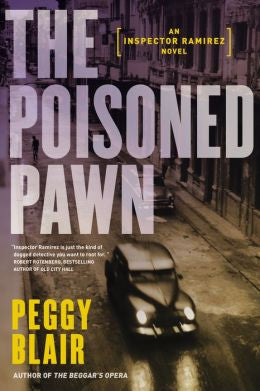 Blair, Peggy J - The Poisoned Pawn