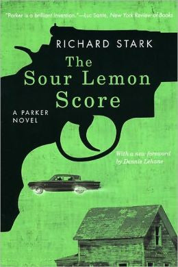 Stark, Richard - The Sour Lemon Score