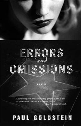 Goldstein, Paul - Errors and Omissions