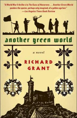 Grant, Richard - Another Green World