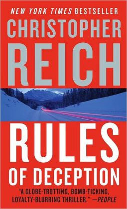 Reich, Christopher - Rules of Deception
