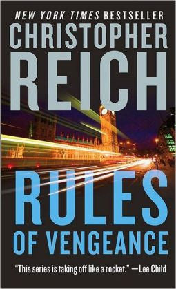 Reich, Christopher - Rules of Vengeance