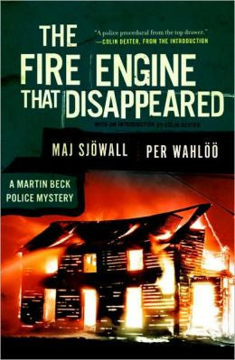 Sjöwall, Maj - The Fire Engine That Disappeared