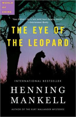 Mankell, Henning - The Eye of the Leopard