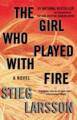 Larsson, Stieg - The Girl Who Played With Fire