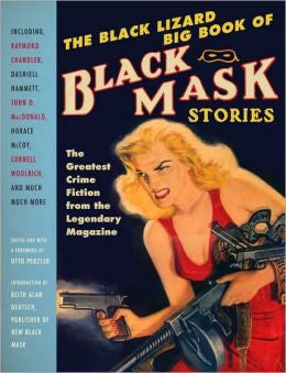 Penzler, Otto, The Black Lizard Big Book of Black Mask Stories