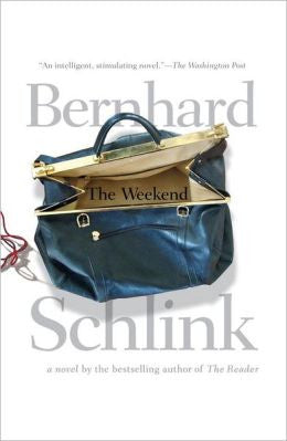 Schlink, Bernhard - The Weekend