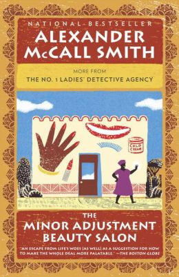 Smith, Alexander McCall - The Minor Adjustment Beauty Salon