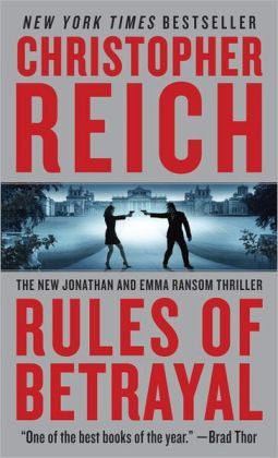 Reich, Christopher - Rules of Betrayal