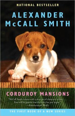 Smith, Alexander McCall - Corduroy Mansions