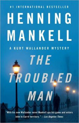 Mankell, Henning - The Troubled Man