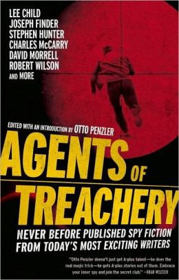 Otto Penzler, ed. - Agents of Treachery