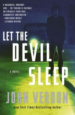 Verdon, John - Let the Devil Sleep