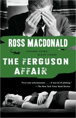 Macdonald, Ross - The Ferguson Affair