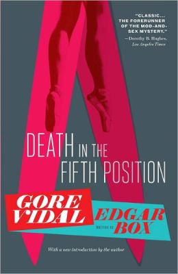 Box, Edgar - Death in the Fifth Position