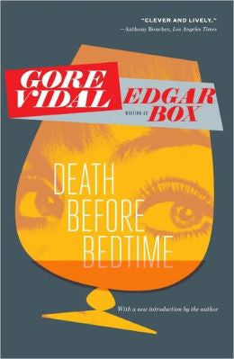 Box, Edgar - Death Before Bedtime
