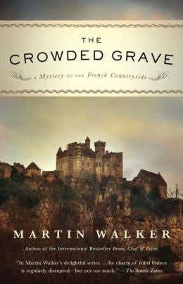Walker, Martin - The Crowded Grave