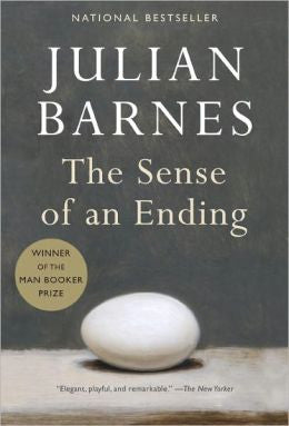 Barnes, Julian - The Sense of an Ending