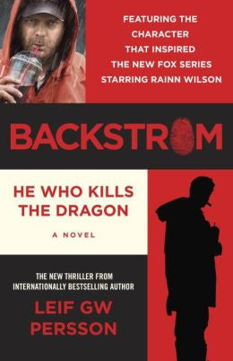 Persson, Leif GW, Backstrom: He Who Kills the Dragon