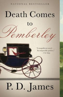 James, P.D. - Death Comes to Pemberley