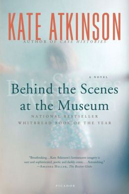 Atkinson, Kate - Behind the Scenes At the Museum