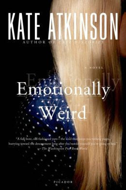 Atkinson, Kate - Emotionally Weird
