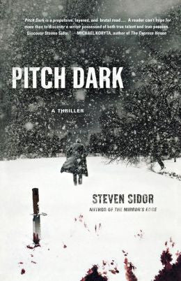 Sidor, Steven - Pitch Dark