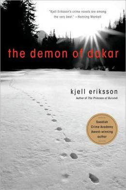 Eriksson, Kjell - The Demon of Dakar