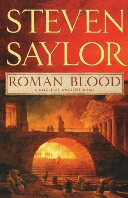 Saylor, Steven - Roman Blood