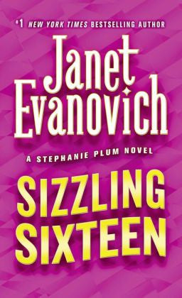 Evanovich, Janet - Sizzling Sixteen