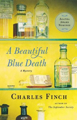 Finch, Charles - A Beautiful Blue Death