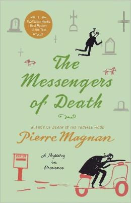 Magnan, Pierre - The Messengers of Death