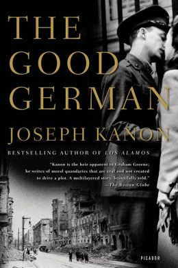 Kanon, Joseph - The Good German