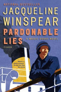 Winspear, Jacqueline - Pardonable Lies